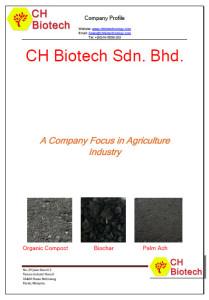 CH Biotech Company Profile